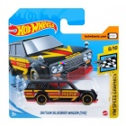 Hot Wheels - Datsun Bluebird Wagon (510) kisautó, fekete